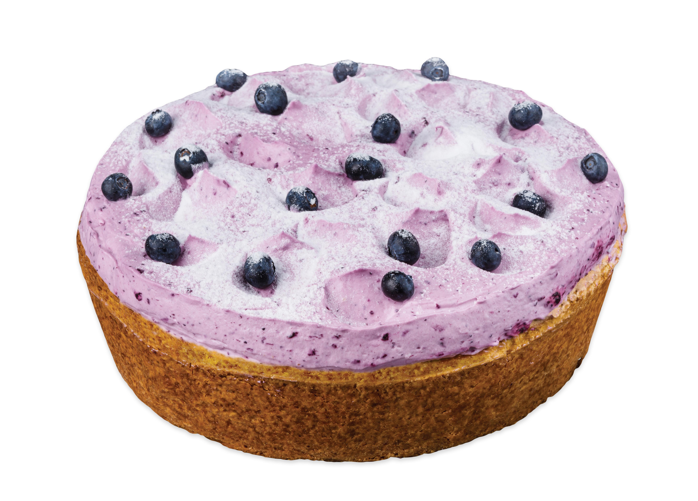 Черничный торт 1/8 торта