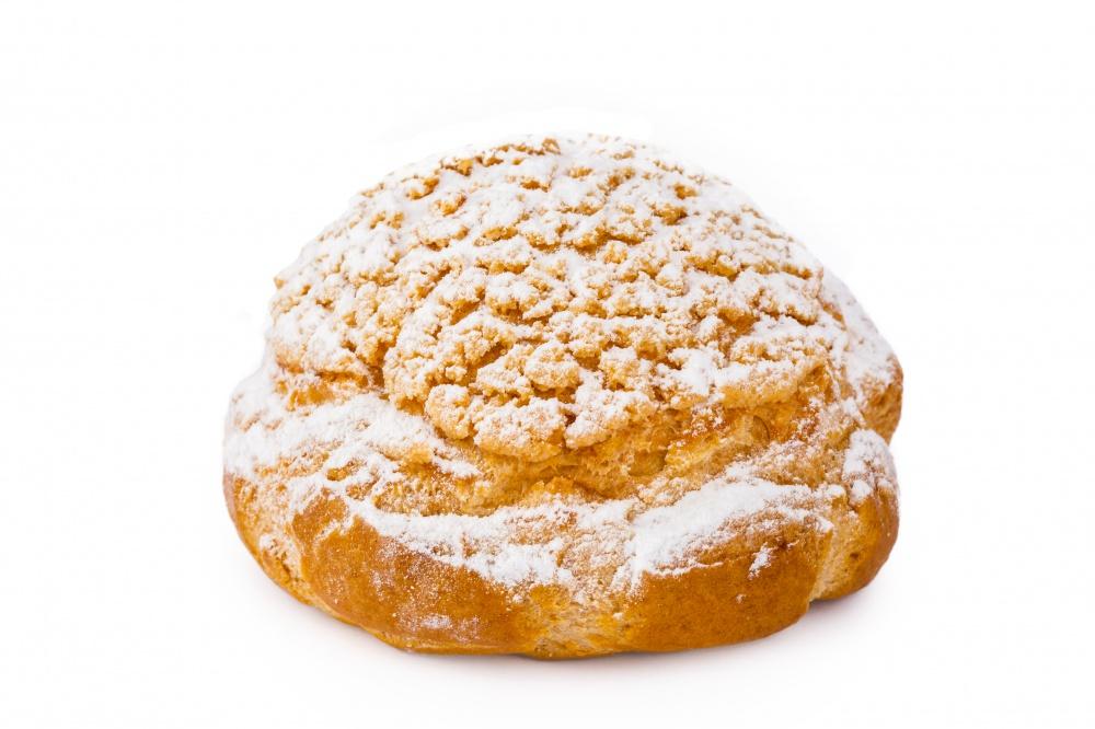 """Пирожное """"Шу"""" с ванильным кремом"""