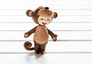"""Игрушка """"Костюм обезьянка"""""""